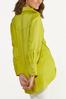 Plus Size Twist Of Lime Tunic alternate view