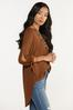 Plus Size Extreme High- Low Tunic alt view
