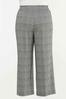Plus Size Houndstooth Pants alternate view