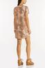 Plus Size Blush Dye French Terry Dress alternate view