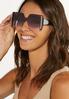 Rhinestone Detail Sunglasses alternate view