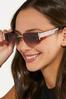 Oval Tortoise Sunglasses alternate view