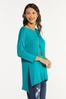 Classic Solid Tunic alt view