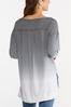 Plus Size Ombre Sweatshirt alternate view