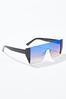 Chic Shield Sunglasses alternate view