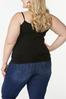 Plus Size Seamless Solid Cami alt view