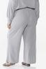 Plus Size Soft Ribbed Pants alternate view