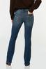 Petite Slimming Bootcut Jeans alternate view