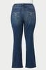 Plus Petite Slimming Bootcut Jeans alternate view