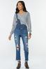 Distressed Overalls alt view