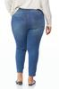 Plus Size Pull- On Jeggings alternate view