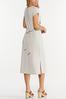 Wrap Waist Midi Dress alternate view