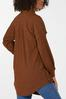Plus Size Ribbed Duster Sweater alternate view