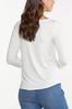 Plus Size Solid Boatneck Top alternate view