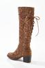Wide Width Lace Up Back Tall Boots alternate view