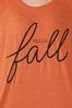 Hello Fall Top alt view