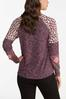 Plus Size Twisted Fall Favorites Top alternate view