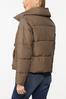 Brown Puffer Jacket alternate view