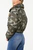 Camo Puffer Jacket alternate view