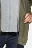Fleece Lined Twill Jacket alt view