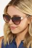 Safari Tortoise Sunglasses alt view