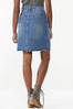 Embellished Denim Skirt alternate view