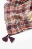 Classic Plaid Oblong Scarf alternate view