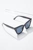 Fashion Black Sunglasses alternate view