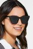 Fashion Black Sunglasses alt view