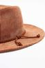 Corduroy Panama Hat alternate view
