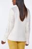 Ivory Cardigan Sweater alternate view