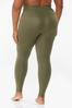 Plus Size The Perfect Olive Leggings alternate view