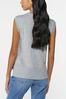 Plus Size Cable Knit Sweater Vest alternate view