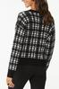 Houndstooth Cardigan Sweater alternate view