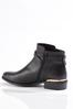 Wide Width Strappy Buckle Booties alternate view