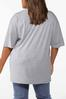 Plus Size Today Is The Day Tee alternate view