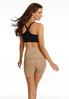 Nude Seamless High Waist Shorts alternate view